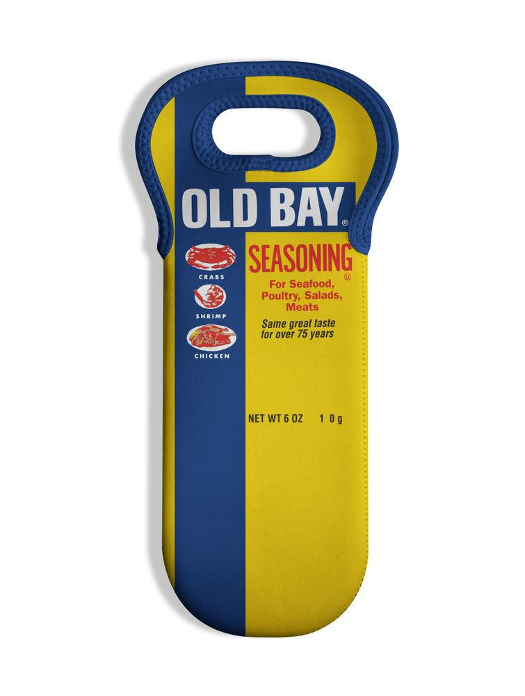 *PRE-ORDER* Old Bay Can / Wine Bottle Koozie (Estimated Ship Date: 8/25) - Route One Apparel