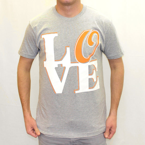 Baltimore LOVE (Light Grey) / Shirt
