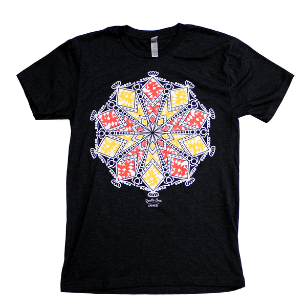 Maryland Mandala (Black) / Shirt