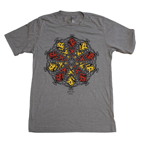 Maryland Mandala (Ash Grey) / Shirt