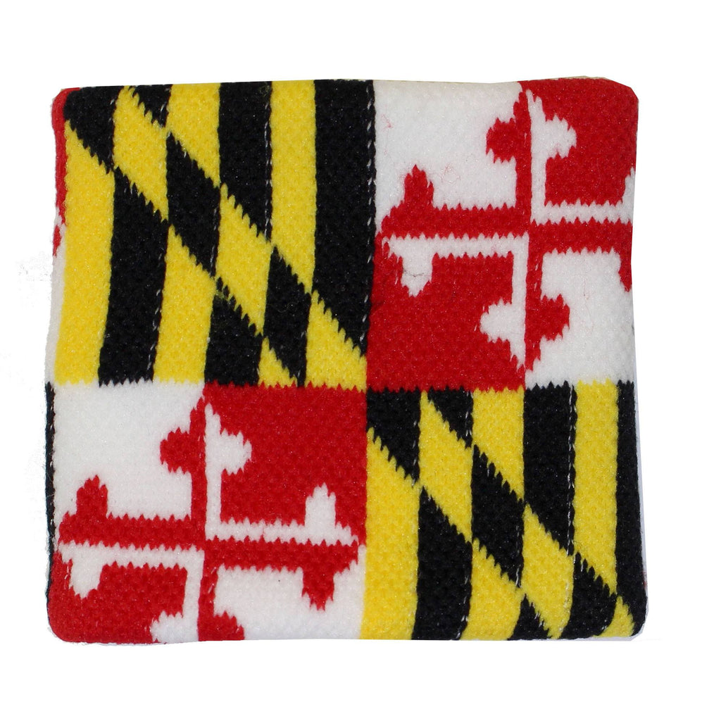 Maryland Flag / Wrist Band