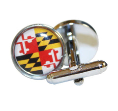Maryland Flag / Cufflinks
