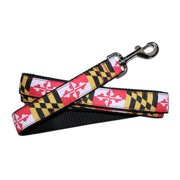 Maryland Flag / Dog Leash