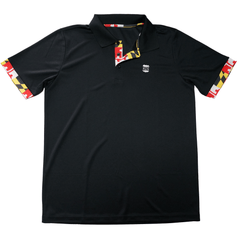 Maryland Flag (Black) / Polo