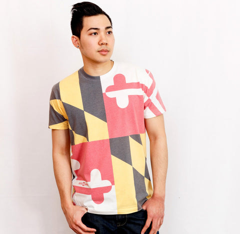 Maryland Flag *Vintage* / Shirt