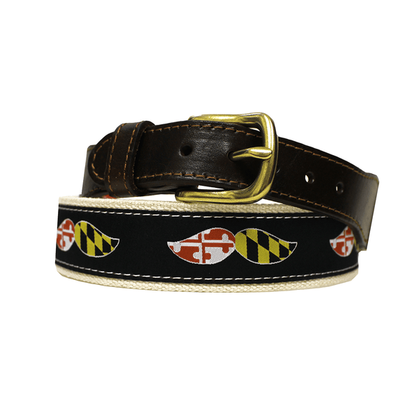 Maryland Boh Mustache / Belt