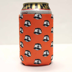 Natty Boh Logo Pattern (Orange) / Koozie