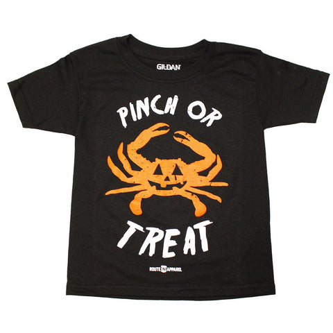 Pinch Or Treat / *Youth* Shirt