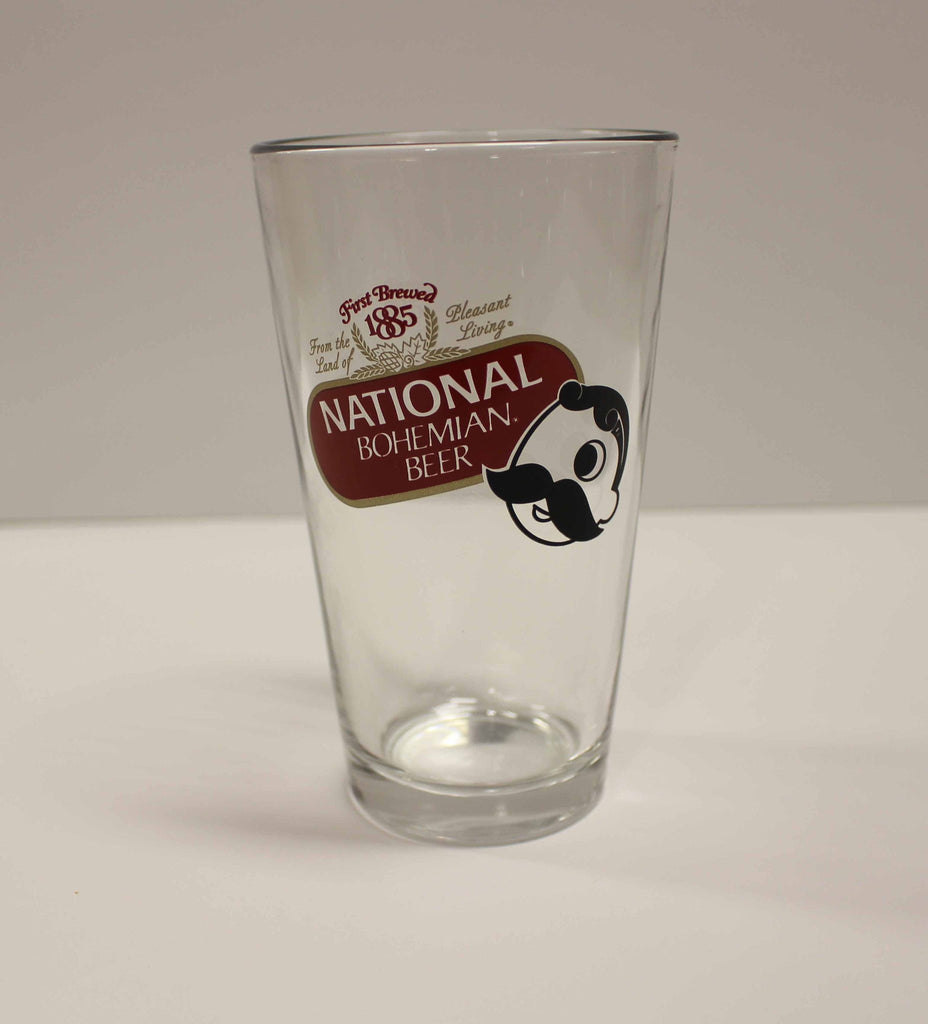 National Bohemian Beer / Pint Glass