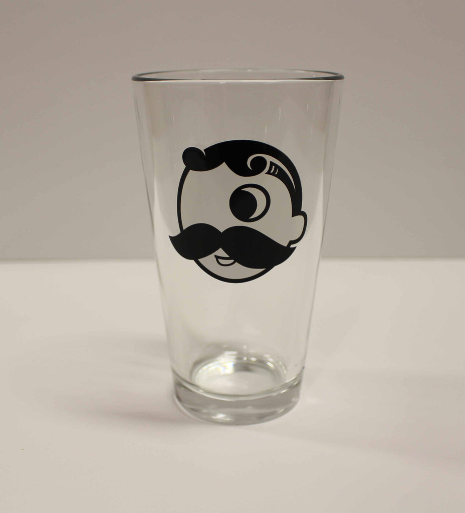 Natty Boh Logo / Pint Glass