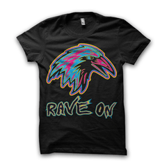 Rave On, Baltimore Football / Shirt