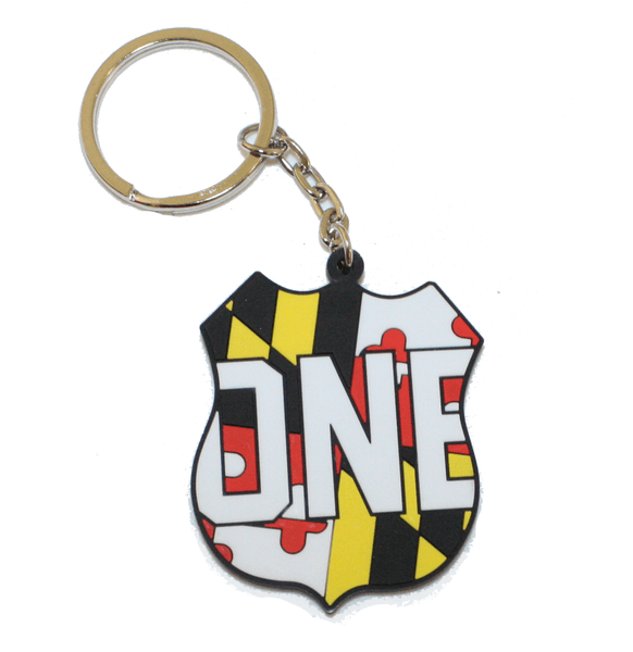 MD Route One / Key Chain