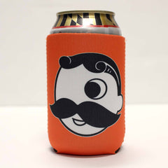 Natty Boh Large Logo (Orange) / Koozie