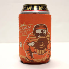 Natty Boh Baseball Catcher / Koozie