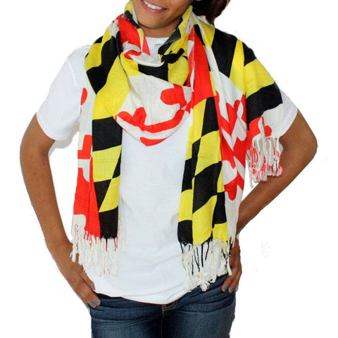 Maryland Flag / Scarf