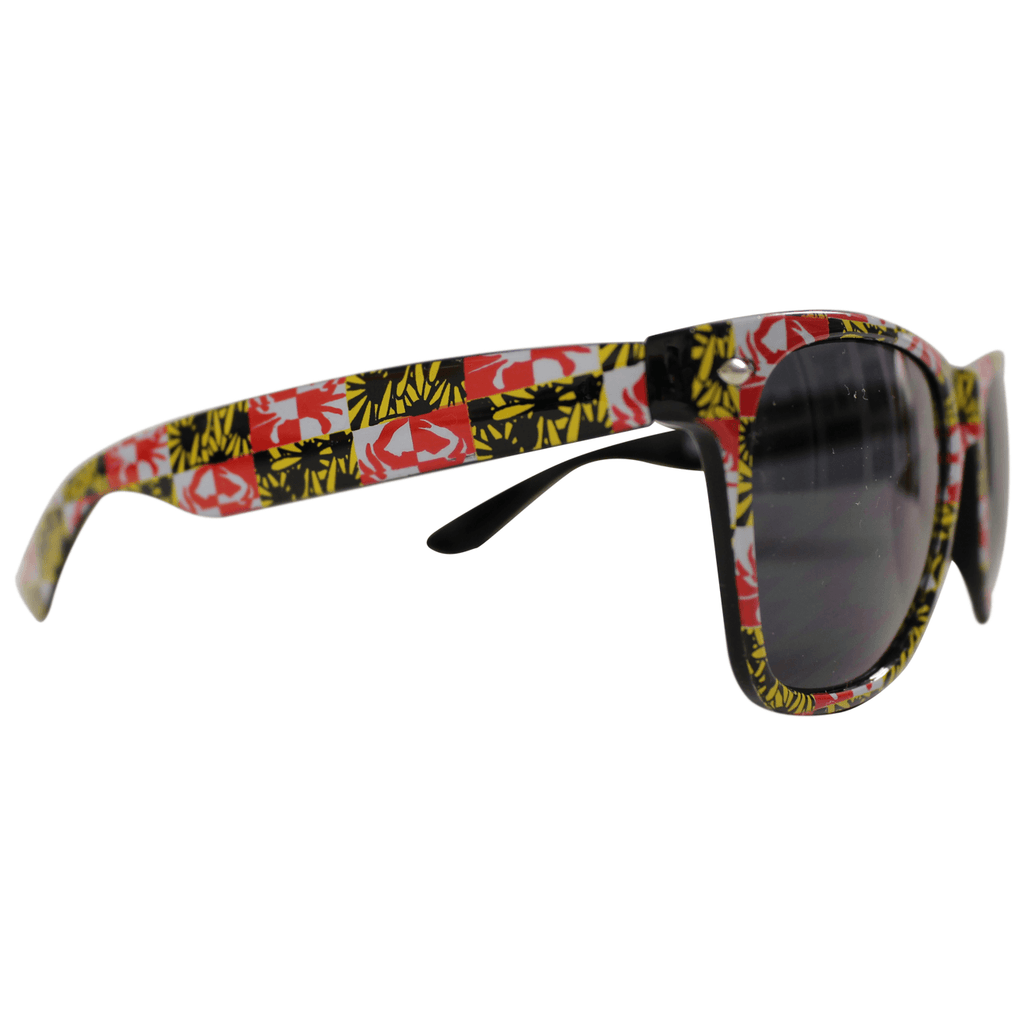 Crabby Susan Pattern / Shades - Route One Apparel