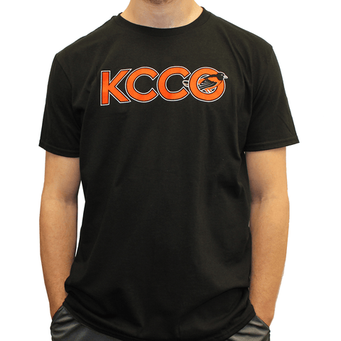 KCCO Baltimore Baseball Bird (Black) / Shirt