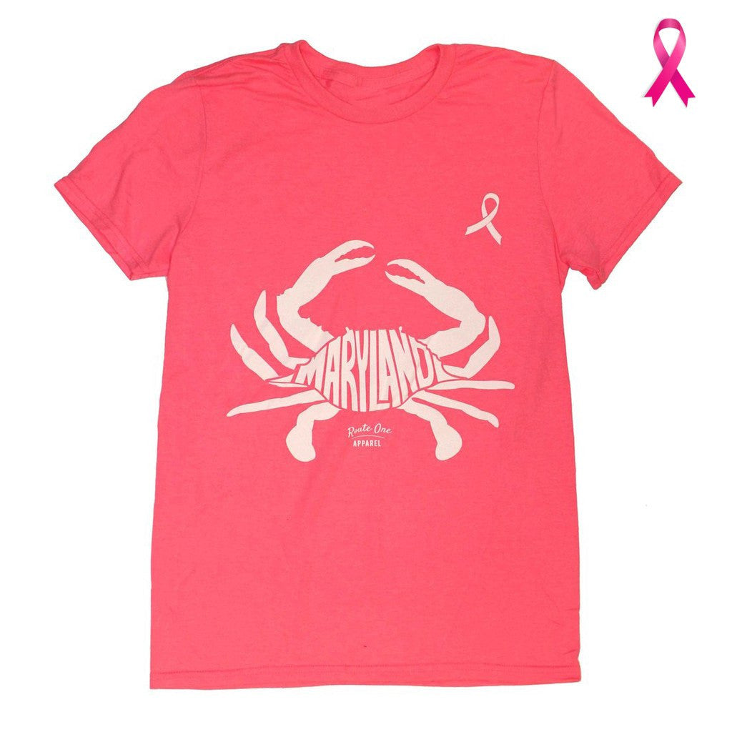 Maryland in Maryland Crab *Pink Edition* (Pink) / Shirt