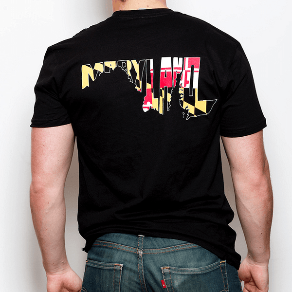 Maryland in Maryland in Maryland (Black) / Shirt