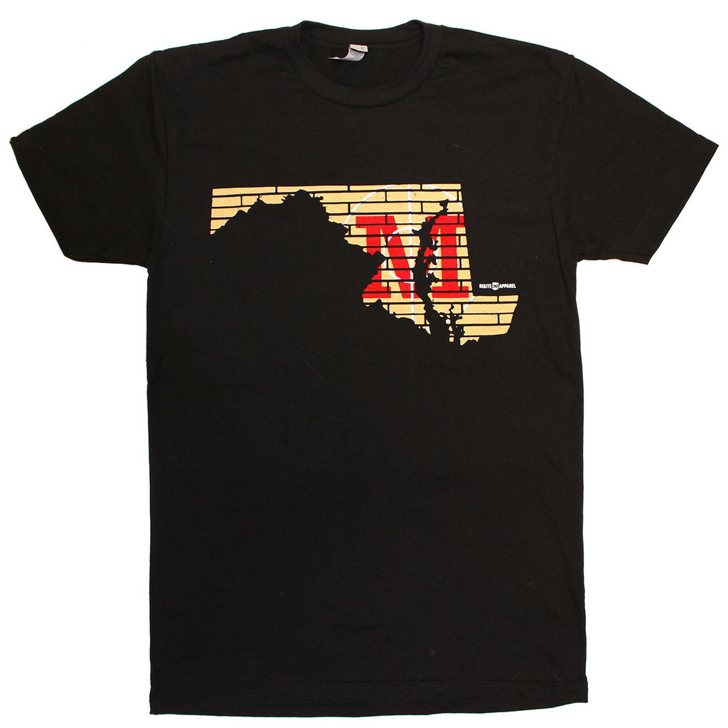 UMD Court (Black) / Shirt
