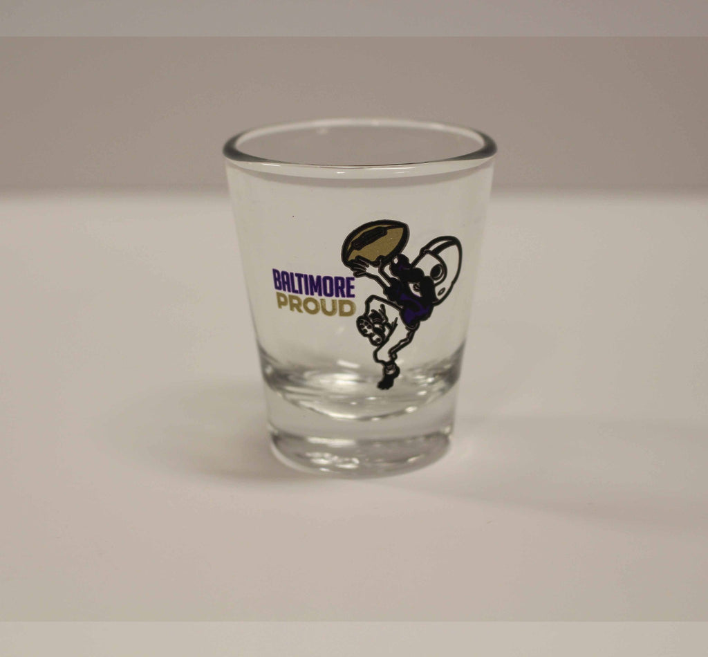 Baltimore Proud Boh / Shot Glass