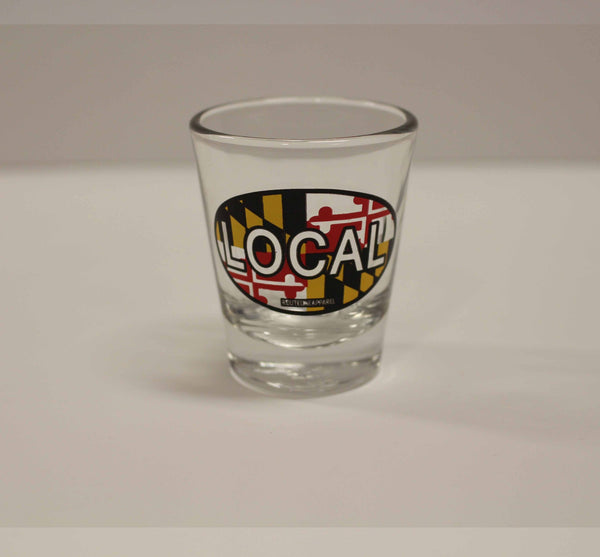 Maryland Local / Shot Glass