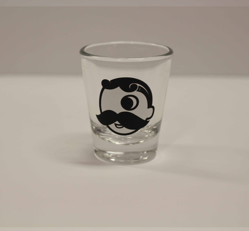 Natty Boh Logo / Shot Glass