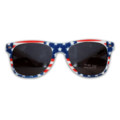 USA Horizontal Stars and Stripes / Shades
