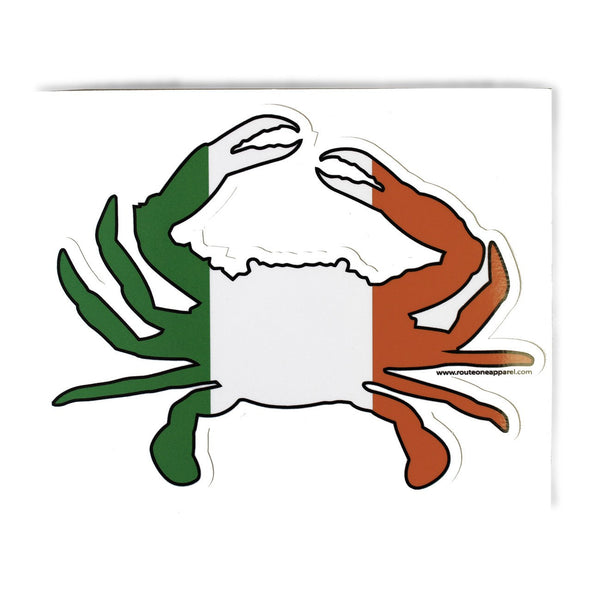 Irish Crab / Sticker