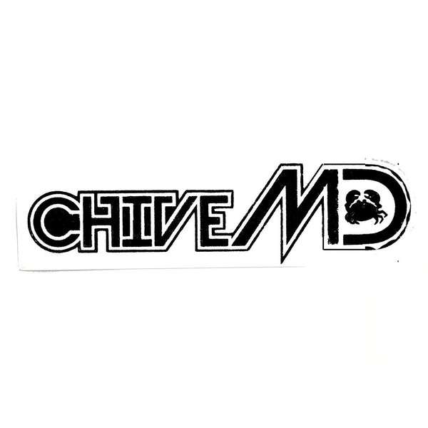 Chive MD Crab / Sticker