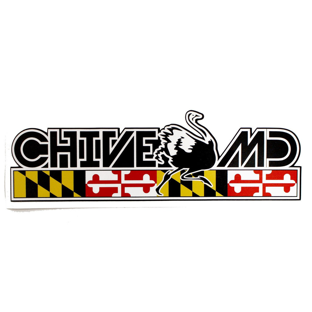 Chive MD Ostrich / Sticker - Route One Apparel