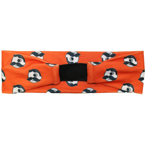 Natty Boh Logo Orange (Style 2) / Headband