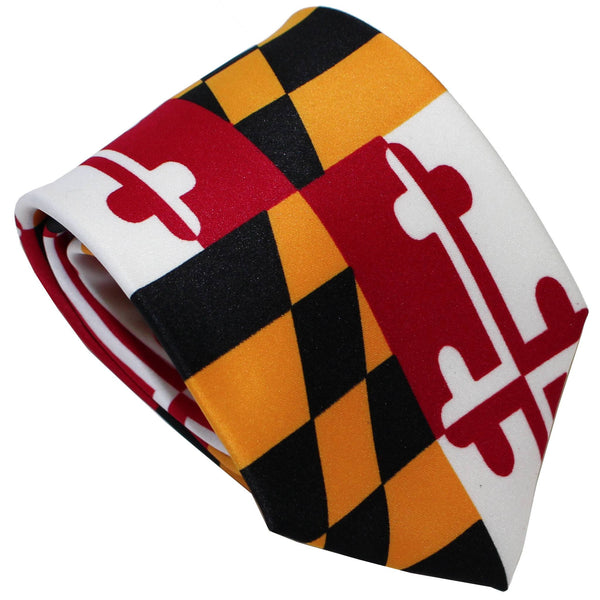 Maryland Flag / Tie
