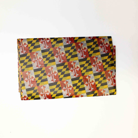 Maryland Flag / Tissue Paper Pack