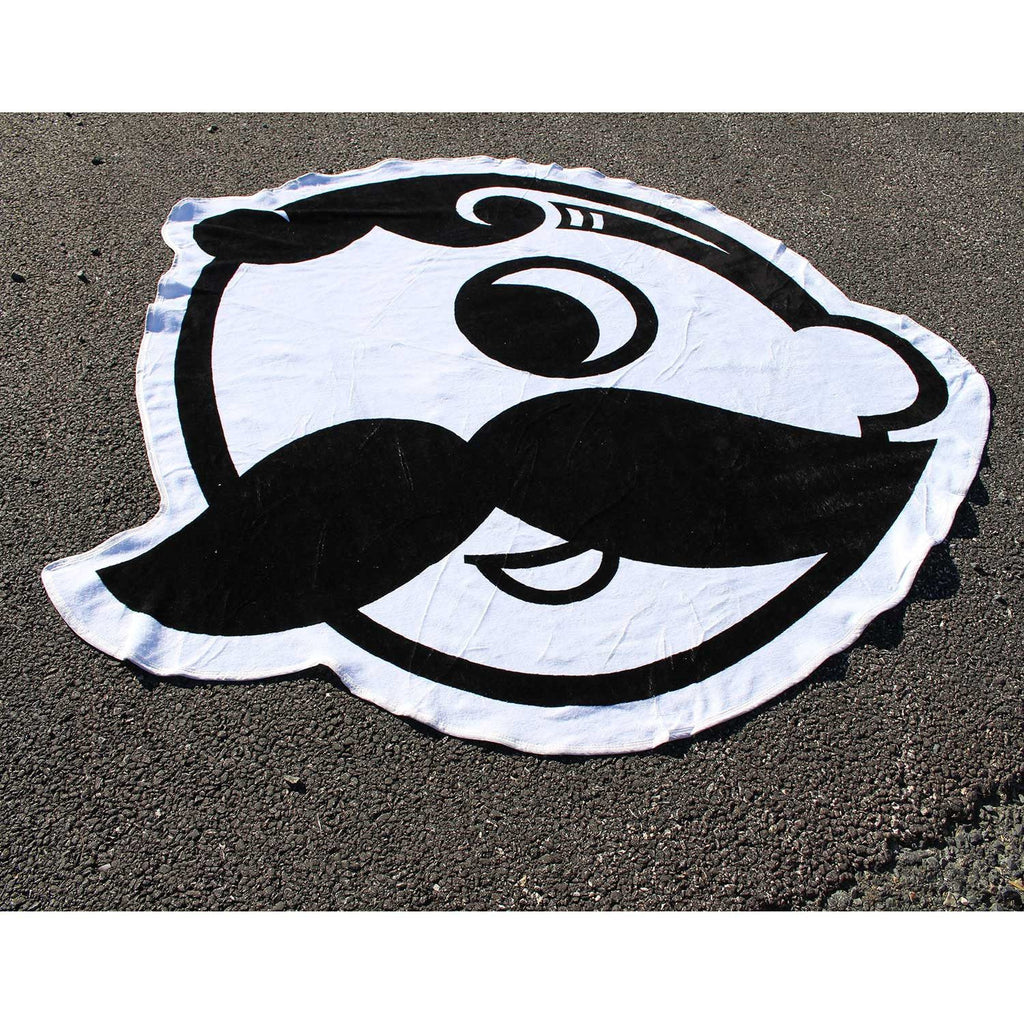 Natty Boh / Beach Towel