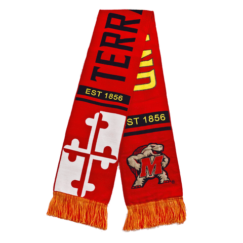 University of Maryland Terrapin / Scarf