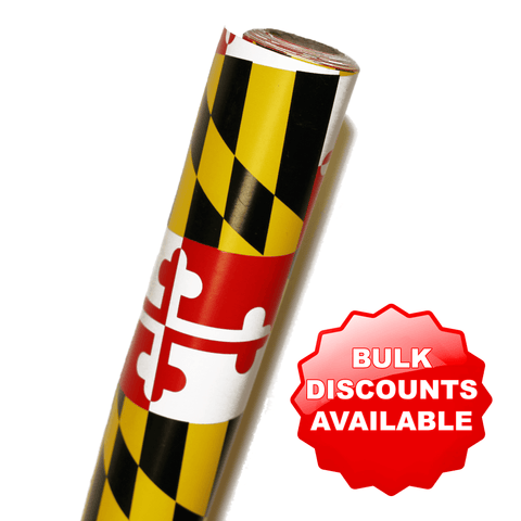 Maryland Flag - Wrapping Paper