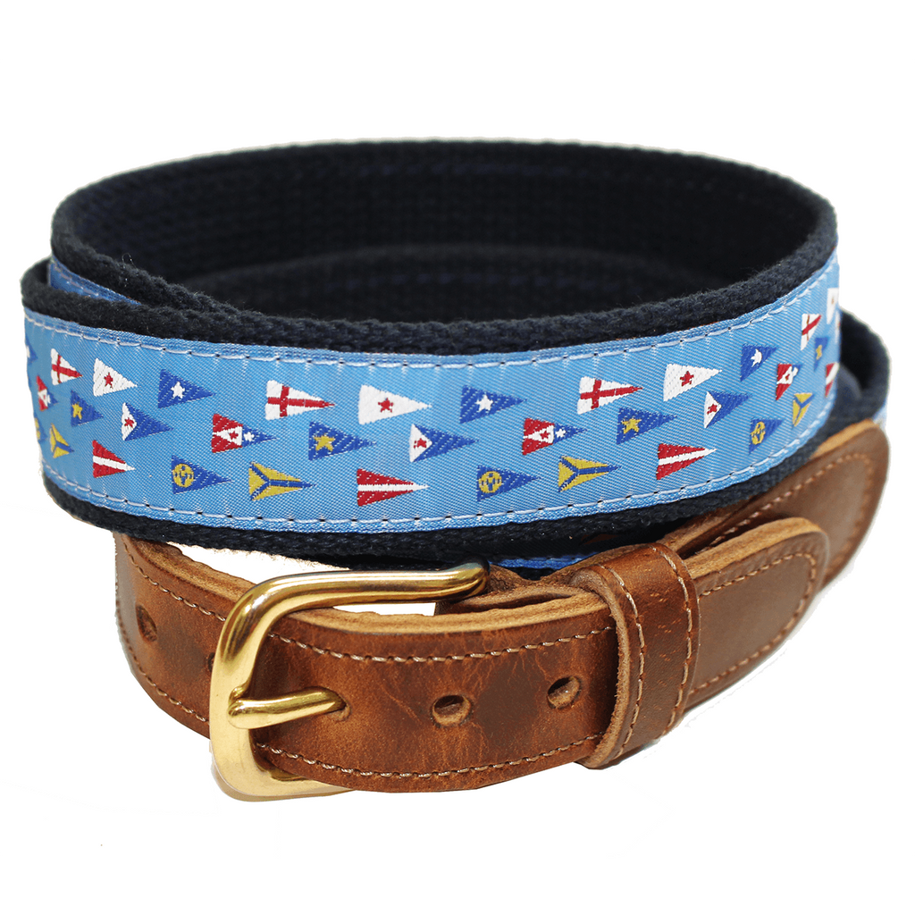 Yacht Club Burgee / Belt