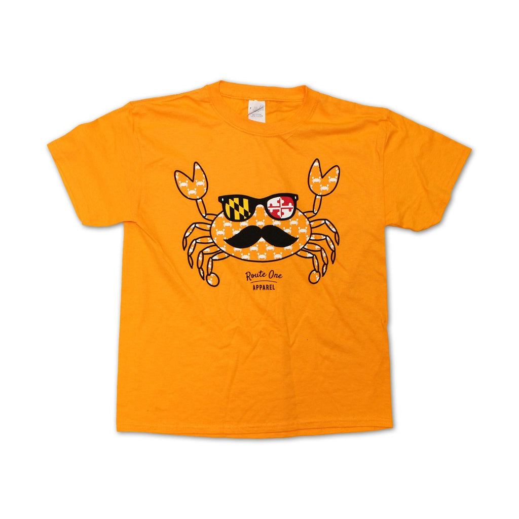 Halloween Fun Crab Disguise (Tennesse Orange) / *Youth* Shirt