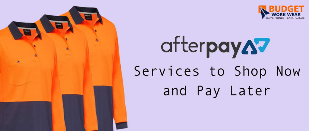 After-pay Services to Shop Now and Pay Later