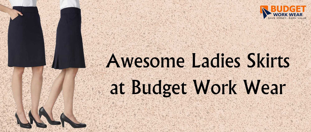 Awesome Ladies Skirts at Budget Work Wear