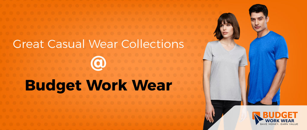 Great Casual Wear Collections at Budget Work Wear