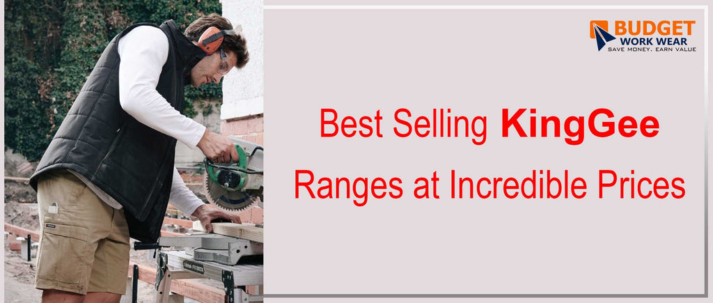 Best Selling KingGee Ranges at Incredible Prices