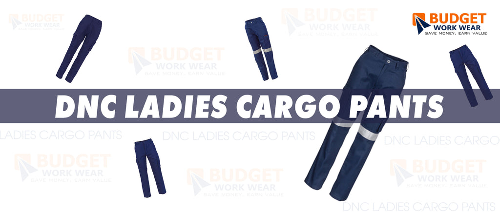 DNC Ladies Cargo Pants