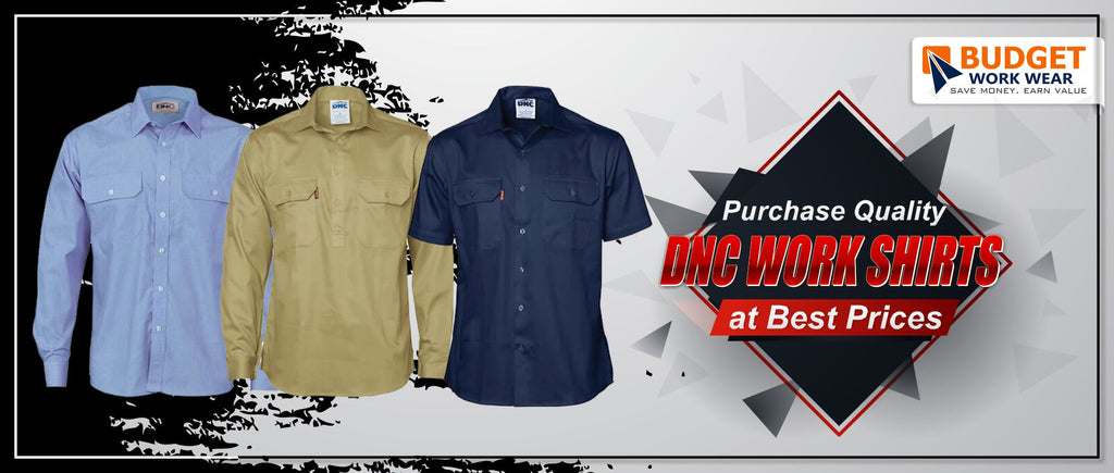 Purchase Quality DNC Work Shirts at Best Prices