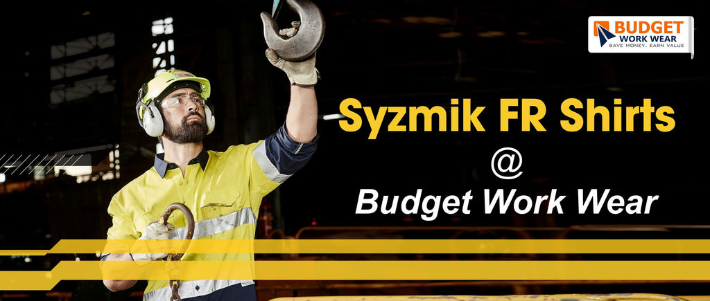 Syzmik FR Shirts at Budget Work Wear