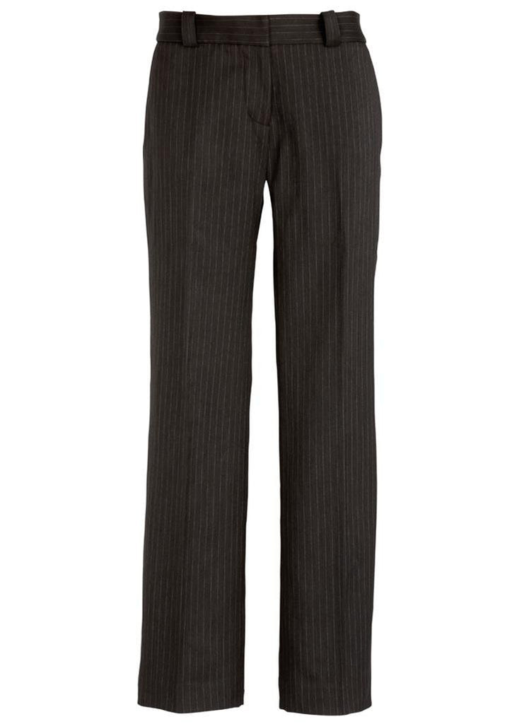 Biz Corporates-Biz Corporates Hipster Fit Pant-Black / 4-Corporate Apparel Online - 2