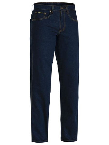 Bisley Rough Rider Demin Stretch Jeans-(BP6712)