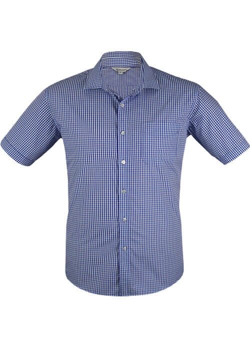 Aussie Pacific Epsom Mens Shirt Short Sleeve (1907S)