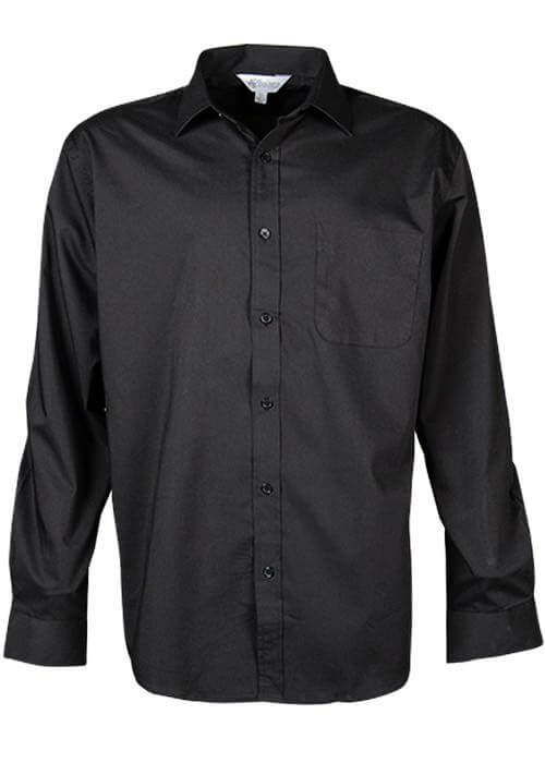 Aussie Pacific Kingswood Mens Shirt Long Sleeve (1910L)